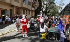 Vizinhança na Calçada reuniu vizinhos na Olavo Bilac