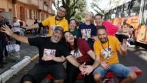 Equipe do Jornal Voz da Vizinhança lança site de notícias